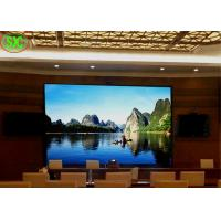 Buy cheap 3840HZ High Refresh Rate P3 Ful Color Indoor Led Screen Rental With Nationstar 2020 Leds from wholesalers