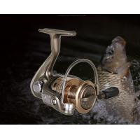 Buy cheap GZ series full metal fishing reel 6BB fishing far cast spinning fishing tackle wholesale from wholesalers