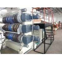 Buy cheap ABS Refrigerator Plastic Board Extrusion Line from wholesalers