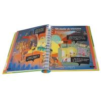 Buy cheap Spiral Bound Book Printing Offset Printing High Glossy UV Varnish from wholesalers