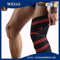 Buy cheap Knee Wraps (Pair) for Cross Training Wods, Gym Workout, Weightlifting, Fitness & Powerlifting - Knee Straps for Squats from wholesalers