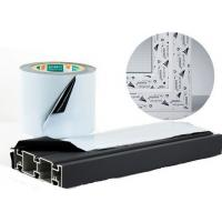 Buy cheap Clean Removal Aluminium Protective Film UV Resistant Window Frame Protection Tape from wholesalers