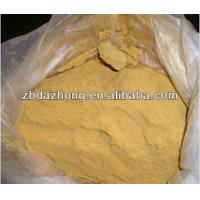 Buy cheap Solid Polymeric Ferric Sulphate PFS For Water Treatment product