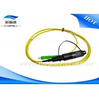 Buy cheap Mini SC Fiber Optic Patch Cables Customized Connectors With HUAWEI Devices from wholesalers