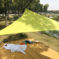 Buy cheap Waterproof  Sun Shade Sail Triangle Canopy, UV Resistant canopy shading park from wholesalers