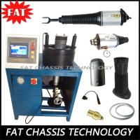 China 30-170 Mm Crimping Range Hydraulic Hose Crimping Machine For Air Suspension Shock on sale