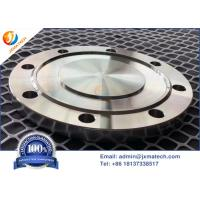 Buy cheap Pickled / Polished Hastelloy C276 Flanges , Hastelloy C22 Flanges Great Thermal Stability from wholesalers