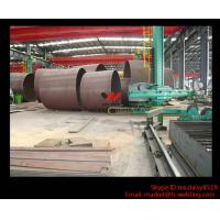 Buy cheap Weld Column And Boom Welding Manipulators 7 * 7m Stationary Type With Flux And Recycle Unit from wholesalers