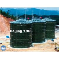 Buy cheap 5000 M3 Anaerobic Digester Tank Glass Fused To Steel Material Fast Installation from wholesalers