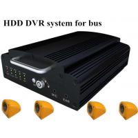 Buy cheap GPS Fleet Management 3G Mobile DVR Total System For School Bus product