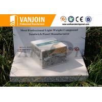 Eps Free Anti seismic Durable Composite Sandwich Panel Cement