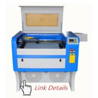 Buy cheap 40x60 Cm Small Laser Wood Cutting Machine , Non Metal Acrylic Laser Engraving Machine from wholesalers