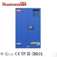 Buy cheap 227L Laboratory Chemical Storage Cabinets With Double Manual / Self Close Doors from wholesalers