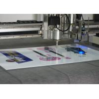 Buy cheap Preprinted Sheet Pre Press Advertising Paper Board Cutting Machine from wholesalers