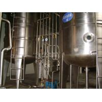 Buy cheap Stainless Steel Tanks -  Vacuum Defoaming Filter Storage Tank - reduce bubbles from wholesalers