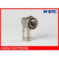 """Buy cheap 1/2"""" Feeder Coaxial Cable Communication Telecom Accessories 7/16 DIN Male Right Angle Connector Adapter product"""