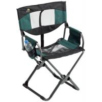 Buy cheap Outdoor low back seat folding steel camping Beach Chair from wholesalers