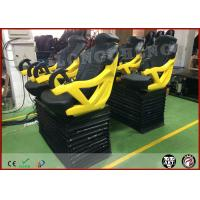 Buy cheap Electric System 2 Seats Motion Theater Seats Wind Effects For 5D Cinema from wholesalers