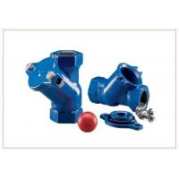 Buy cheap Industrial Horizontal Ball Check Valve For Sludge Pump / Low Pressure Drop Check Valves from wholesalers