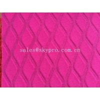 Buy cheap Hot Embossing Neoprene Rubber Sheeting For Cooler Bags, Laptop Sleeves product
