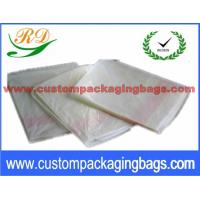 Buy cheap PVA Offset Printing Colored Plastic Laundry Bags , Drawstring Plastic Bags from wholesalers