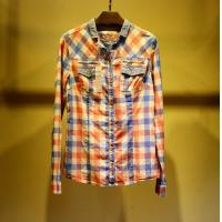 Buy cheap Western style The newest style women shirts fashion clothes women from wholesalers