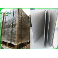 Buy cheap FSC Grey Cardboard 2.0mm 2.5mm Thickness 70 X 100cm In Sheet from wholesalers