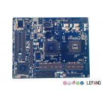 Buy cheap High Temperature FR4 TG170 PCB , 4 Layer Two Sided PCB For Computer Main Board from wholesalers
