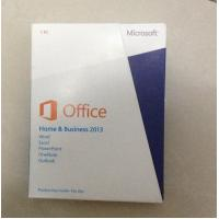 Buy cheap Office 2013 home and business pkc from wholesalers