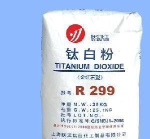 Buy cheap Rutile Grade Ttanium Dioxide (R299) product