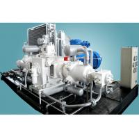 Buy cheap Large Capacity CNG Station Equipment , Type D Gas Air Compressor With Low Vibration from wholesalers