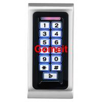 Buy cheap 12VDC Security Standalone Door Access Control from wholesalers