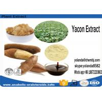 Buy cheap Plant Extract Yacon Extract Yacon Powder  for Enhance Body Immunity from wholesalers