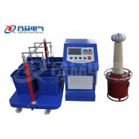 Buy cheap Automatic Insulated Boots / Gloves Withstand Strength High Voltage Test System from wholesalers