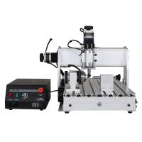 Buy cheap 4 Axis CNC Lathe Milling Machine For No More Than 70mm Thickness Materials from wholesalers