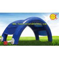 Buy cheap Waterproof 0.55mm PVC Advertising Inflatable Arch Tent Temperature-Resistance from wholesalers