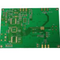 Buy cheap 4 Layer Bga Immerison Gold Fr4 Pcb , 1.6mm Tg170 Printed Circuit Board Pcb from wholesalers