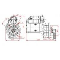 Buy cheap Agricultural Using Automotive Starter Parts Fit Renault Deutz 17074 18026 0117 9318/0118 0805 from wholesalers