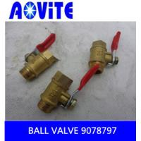 Buy cheap Terex articulated dump truck TA30 ball valve 09078797 from wholesalers