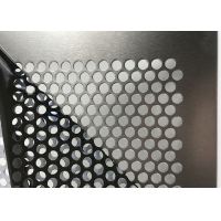 Buy cheap Polishing 4X8 ft Micro Perforated Aluminum Sheets from wholesalers