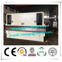 Buy cheap 200 T DA41 CNC Hydraulic Press Brake Machine For 3200mm , Press Brake Bending Machine from wholesalers