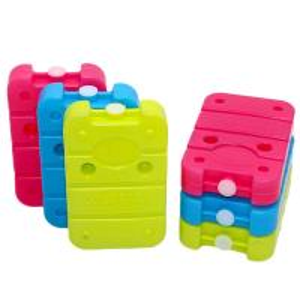 Buy cheap Custom Packaging Design Hard Plastic Cooler Ice Pack 350G Gel Ice Brick product