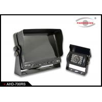 Buy cheap 960P AHD Car Camera Monitoring System Remote Control With 3 Way Video Input product