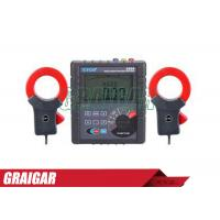 Buy cheap ETCR3200 Electrical Instruments Double Clamp Ground Resistance Tester from wholesalers