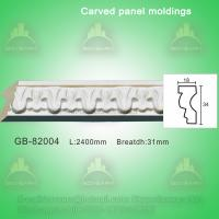 Buy cheap Ornament home carved panel moulding from wholesalers