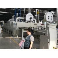 Buy cheap Humanized Design Stenter Textile Machine , Textile Finishing Machine High Evaporation from wholesalers