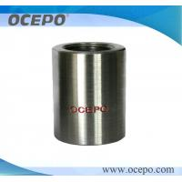 Buy cheap OCEPO rebar thread coupler 14-40mm China factory from wholesalers
