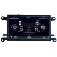 Buy cheap Double DIN DVD players for Audi with 7'' capacitive Touch screen /1080P high resolution /3D dynamic UI from wholesalers