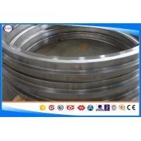 Buy cheap 18crnimo7-6 / 4317 / 17CrNiMo6 Forged Steel Rings 8000 Mm Max OD 500 Mm Thickness from wholesalers