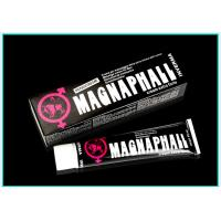 Buy cheap Wholesale Magnaphall Gel 40g  Men Sex Penis Increase King Size Sex Pumps Original Magnahall Herb Sex Cream from wholesalers